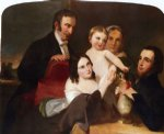 thomas sully the alexander family group portrait painting 24242