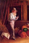 harvest time by thomas waterman wood painting