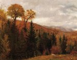 thomas worthington whittredge autumn landscape ii oil painting