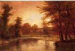 thomas worthington whittredge the rainbow prints