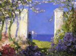 tom mostyn paintings - a magical morning by tom mostyn