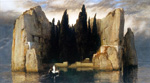 arnold boecklin island of the dead painting