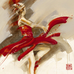 kitty meijering lost in motion painting