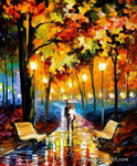 modern abstract landscape art 9 painting