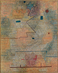paul klee aufgehenders stern oil paintings