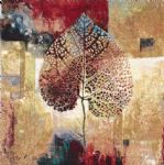 unknown artist art - abstract autumn by dougall by unknown artist