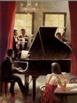 unknown artist brent heighton piano jazz painting