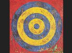 unknown artist jasper johns target posters