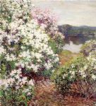 metcalf mountain laurel by unknown artist painting