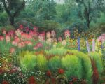 nature garden by terry xu by unknown artist painting