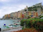 portovenere italian riviera by unknown artist painting