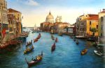 unknown artist venice grand canal painting 84801