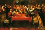 a venetian gaming by valentine cameron prinsep painting