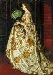 valentine cameron prinsep my lady betty painting