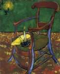 vincent van gogh gauguin s chair painting