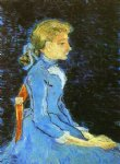 vincent van gogh portrait of adeline ravoux painting 23637