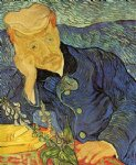 vincent van gogh portrait of doctor gachet v painting 23645