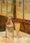 vincent van gogh still life with absinthe painting 23720
