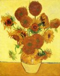 vincent van gogh sunflowers vii painting