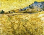 vincent van gogh the reaper vi painting