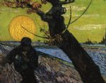 the sower by vincent van gogh painting
