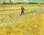 vincent van gogh the sower v painting