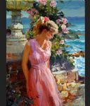 vladimir volegov afternoon sunshine paintings