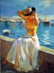 la mer by vladimir volegov paintings