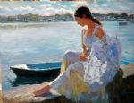 river of dreams by vladimir volegov paintings