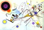 composition viii by wassily kandinsky painting