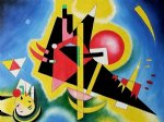 im blau by wassily kandinsky paintings-23311