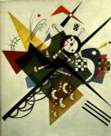 on white 2 1923 by wassily kandinsky paintings-23315