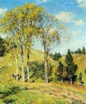 willard leroy metcalf september painting