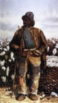 william aiken walker i ll stick to cotton as long as it sticks to me painting