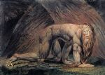 nebuchadnezzar by william blake painting