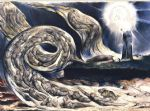 the lovers whirlwind illustrates hell in canto v of dante s inferno by william blake painting
