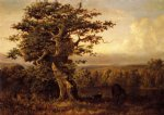 a view in virginia by william holbrook beard painting
