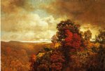 william mason brown autumnal landscape painting 22906
