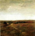 william merritt chase october painting
