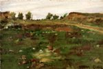 william merritt chase shinnecock hills paintings