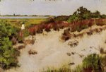 william merritt chase shinnecock landscape painting