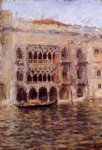 william merritt chase venice painting 22857