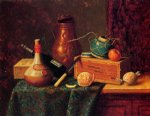 william michael harnett still life iii paintings