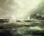 william trost richards clearing after the storm paintings