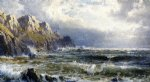 william trost richards moye point guernsey channel islands print