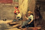 winslow homer fishergirls painting