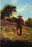 haymaking by winslow homer painting