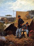 home sweet home by winslow homer painting