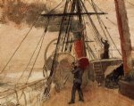 winslow homer observations on shipboard painting