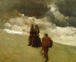 to the rescue by winslow homer painting